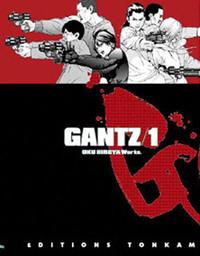 GANTZ -TOME 01-