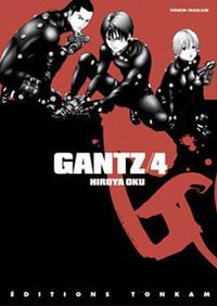 GANTZ -TOME 04-