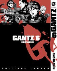 GANTZ -TOME 06-