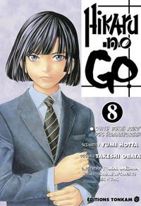 HIKARU NO GO -TOME 08-