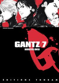 GANTZ -TOME 07-