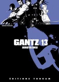 GANTZ -TOME 13-