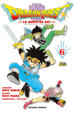 DRAGON QUEST -TOME 06-