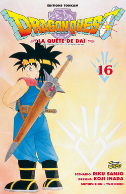 DRAGON QUEST -TOME 16-