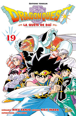 DRAGON QUEST -TOME 19-