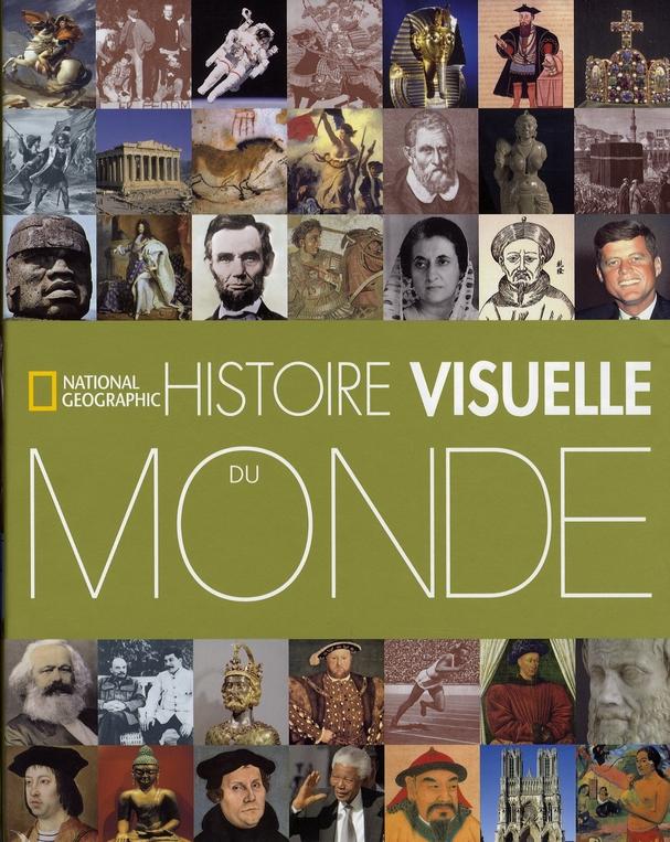 L HISTOIRE VISUELLE DU MONDE