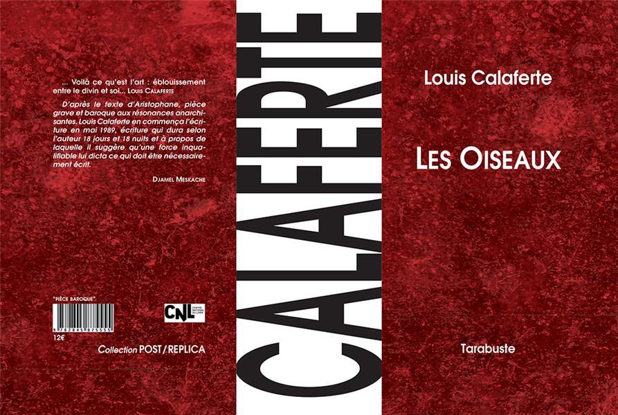 LES OISEAUX - LOUIS CALAFERTE