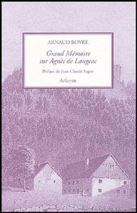 GRAND MEMOIRE SUR AGNES DE LANGEAC