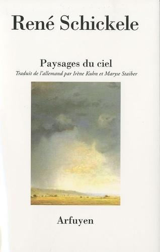 PAYSAGES DU CIEL