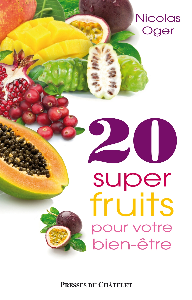 20 SUPER-FRUITS POUR VOTRE BIEN-ETRE       DPTS