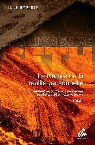 NATURE DE LA REALITE PERSONNELLE (LA) T1