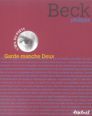 GARDE-MANCHE DEUX