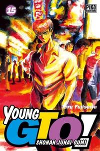 YOUNG GTO T15 - SHONAN JUNAI GUMI