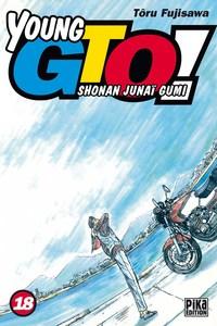 YOUNG GTO T18 - SHONAN JUNAI GUMI