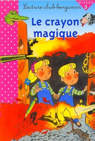 LE CRAYON MAGIQUE