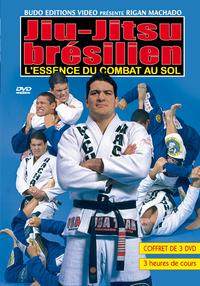JIU-JITSU BRESILIEN - (COFFRET 3 DVD )
