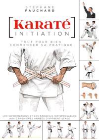 KARATE INITIATION