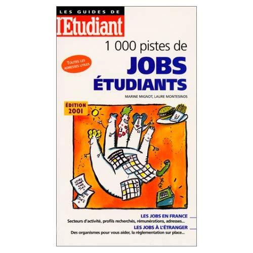 2001 1000 PISTES DE JOBS