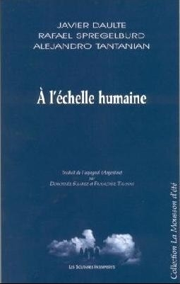 A L'ECHELLE HUMAINE