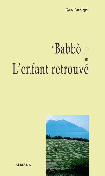 BABBO OU L'ENFANT RETROUVE