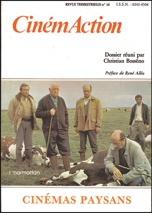 CINEMACTION N 16 CINEMAS PAYSANS - 1981