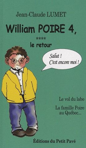 WILLIAM POIRE, LE RETOUR - TOME 4