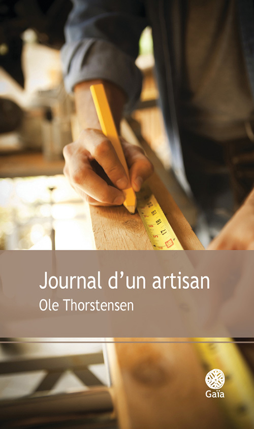 JOURNAL D'UN ARTISAN