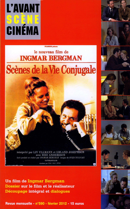 L'AVANT-SCENE CINEMA N 590 : SCENES DE LA VIE CONJUGALE