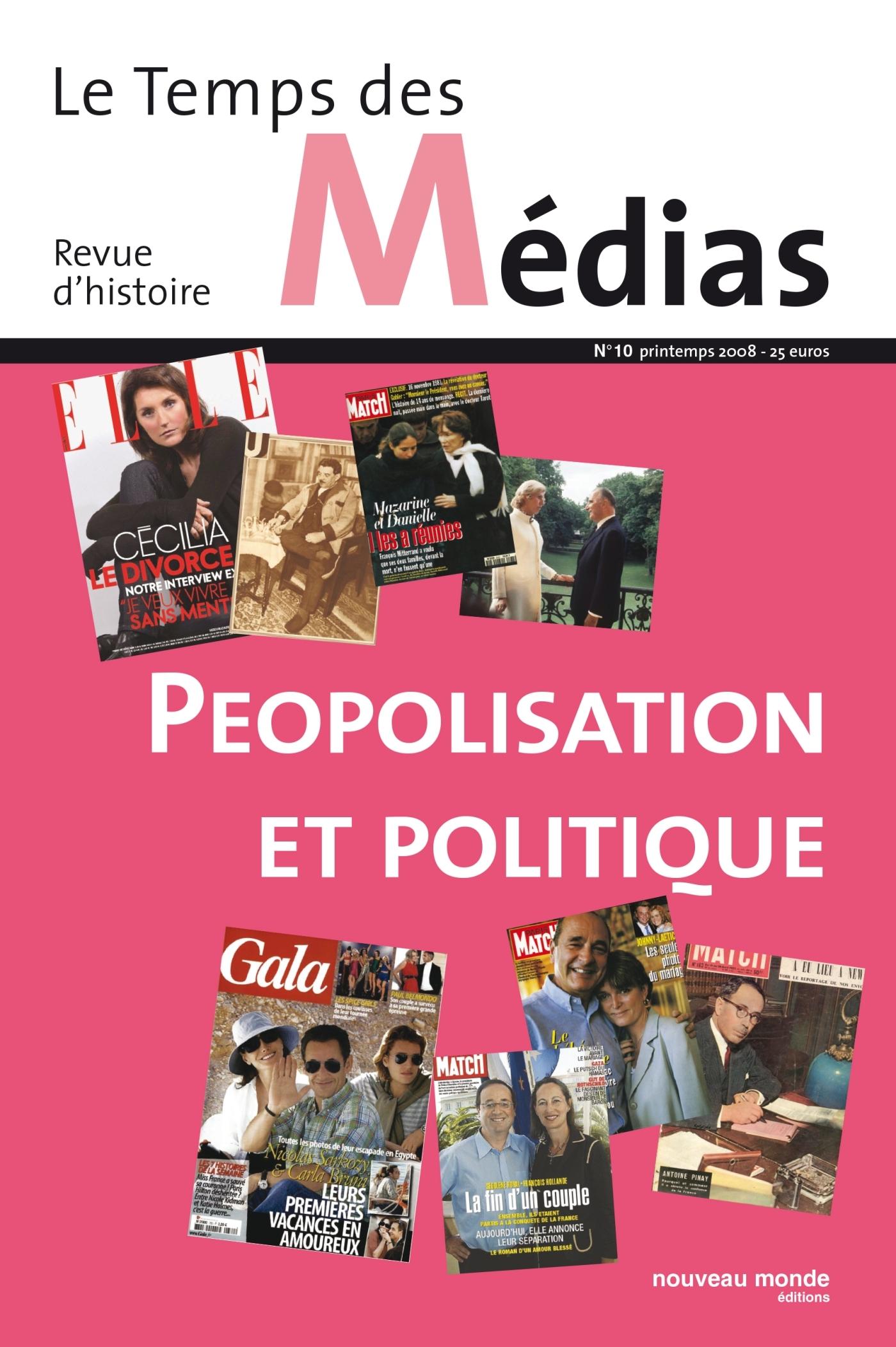 REVUE TEMPS DES MEDIAS N10