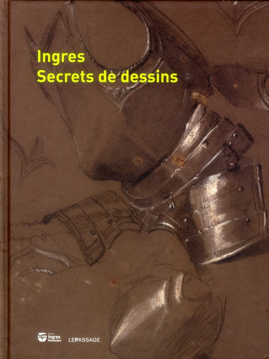 INGRES, SECRETS DE DESSINS