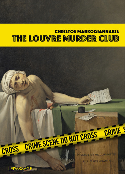 THE LOUVRE MURDER CLUB (SCENES DE CRIME AU LOUVRE VERSION ANGLAISE)