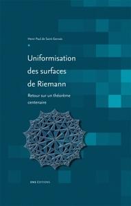 UNIFORMISATION DES SURFACES DE RIEMANN. RETOUR SUR UN THEOREME CENTEN AIRE