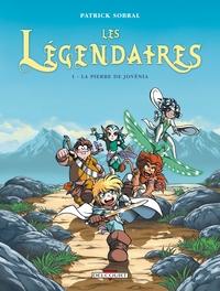 LES LEGENDAIRES - TOME 1