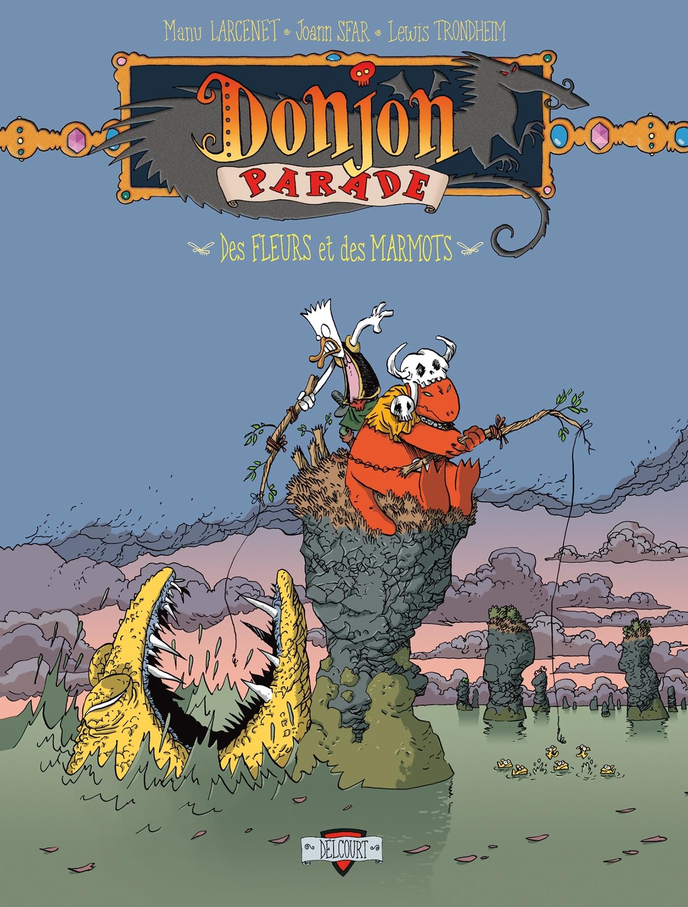 DONJON PARADE - TOME 4