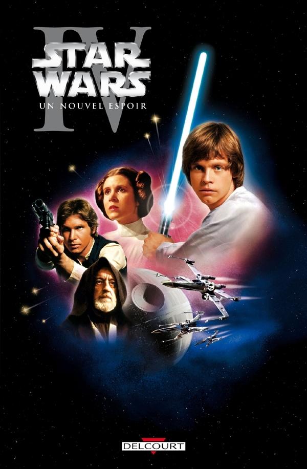 STAR WARS - EPISODE 4 - UN NOUVEL ESPOIR