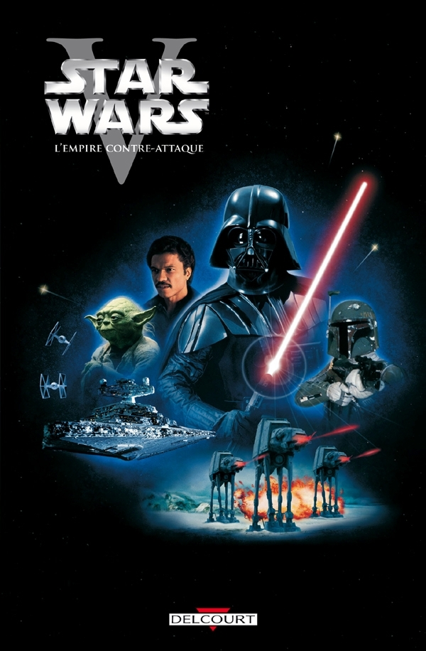 STAR WARS - EPISODE 5 - L'EMPIRE CONTRE-ATTAQUE
