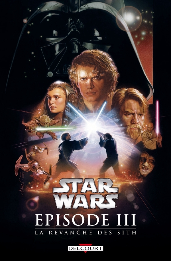 STAR WARS - EPISODE 3 - LA REVANCHE DES SITHS