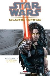 STAR WARS - CLONE WARS T07 - LES CUIRASSES DE RENDILI