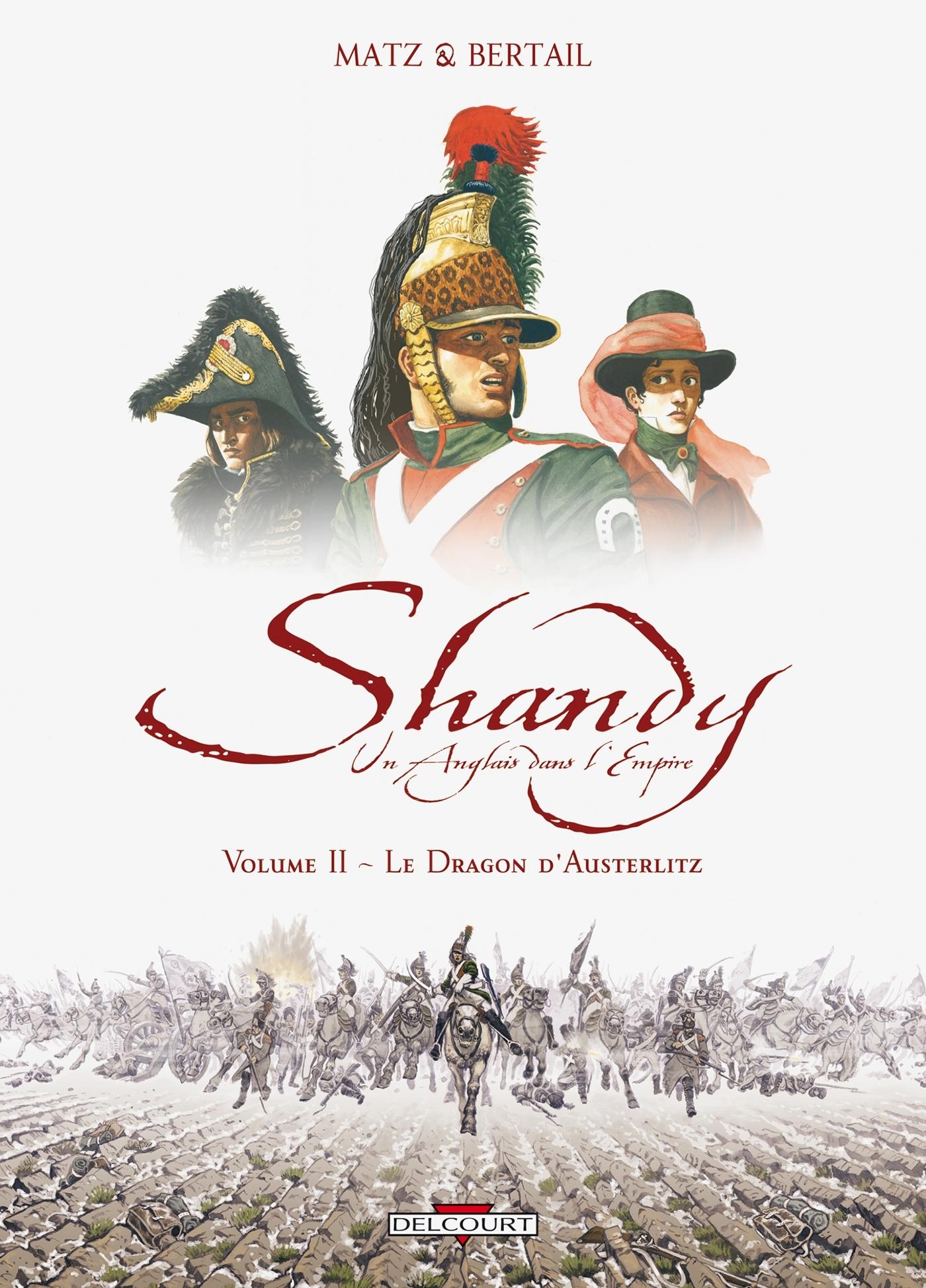 SHANDY T02 - SOUS LE SOLEIL D'AUSTERLITZ