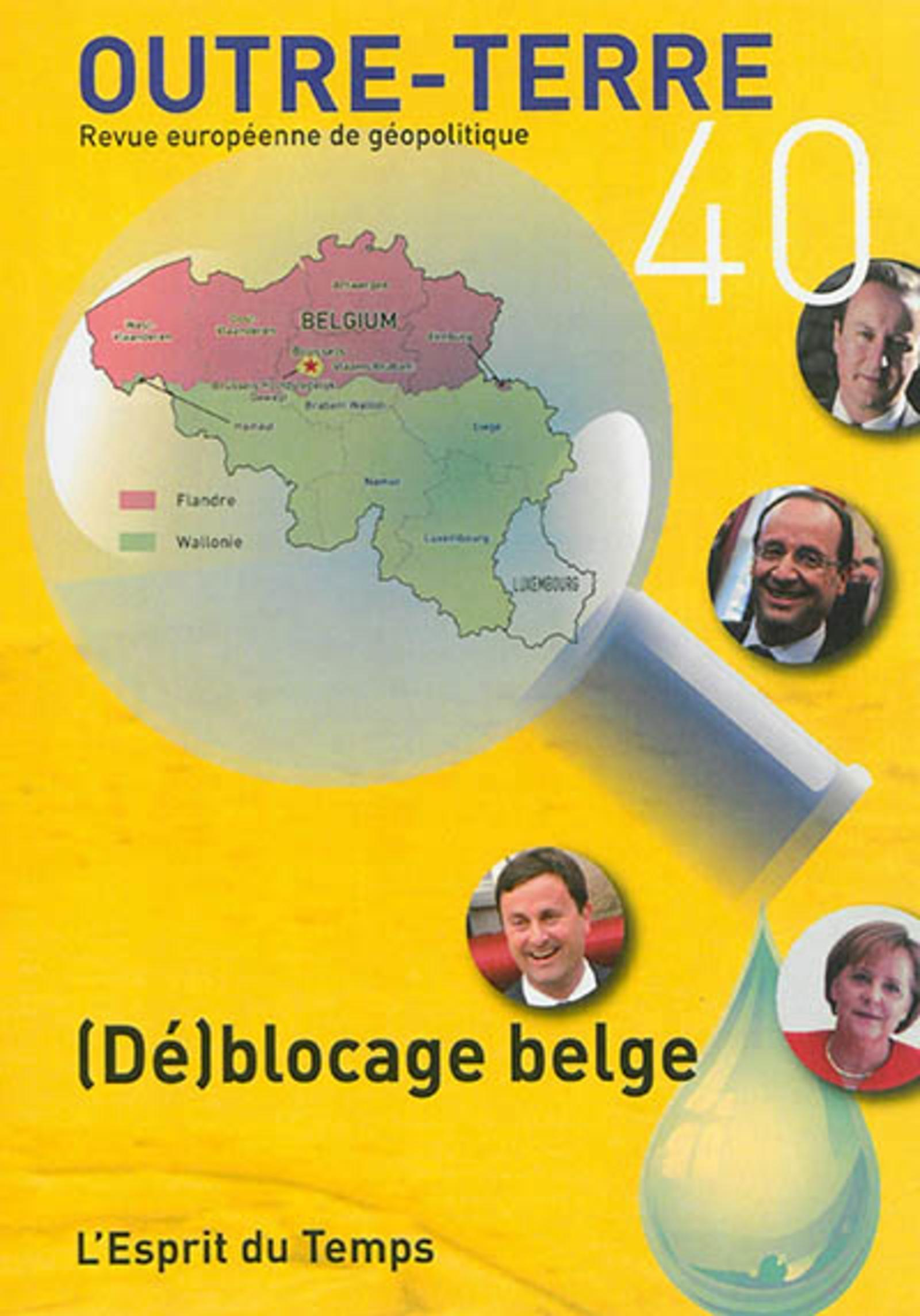 DE BLOCAGE BELGE N40