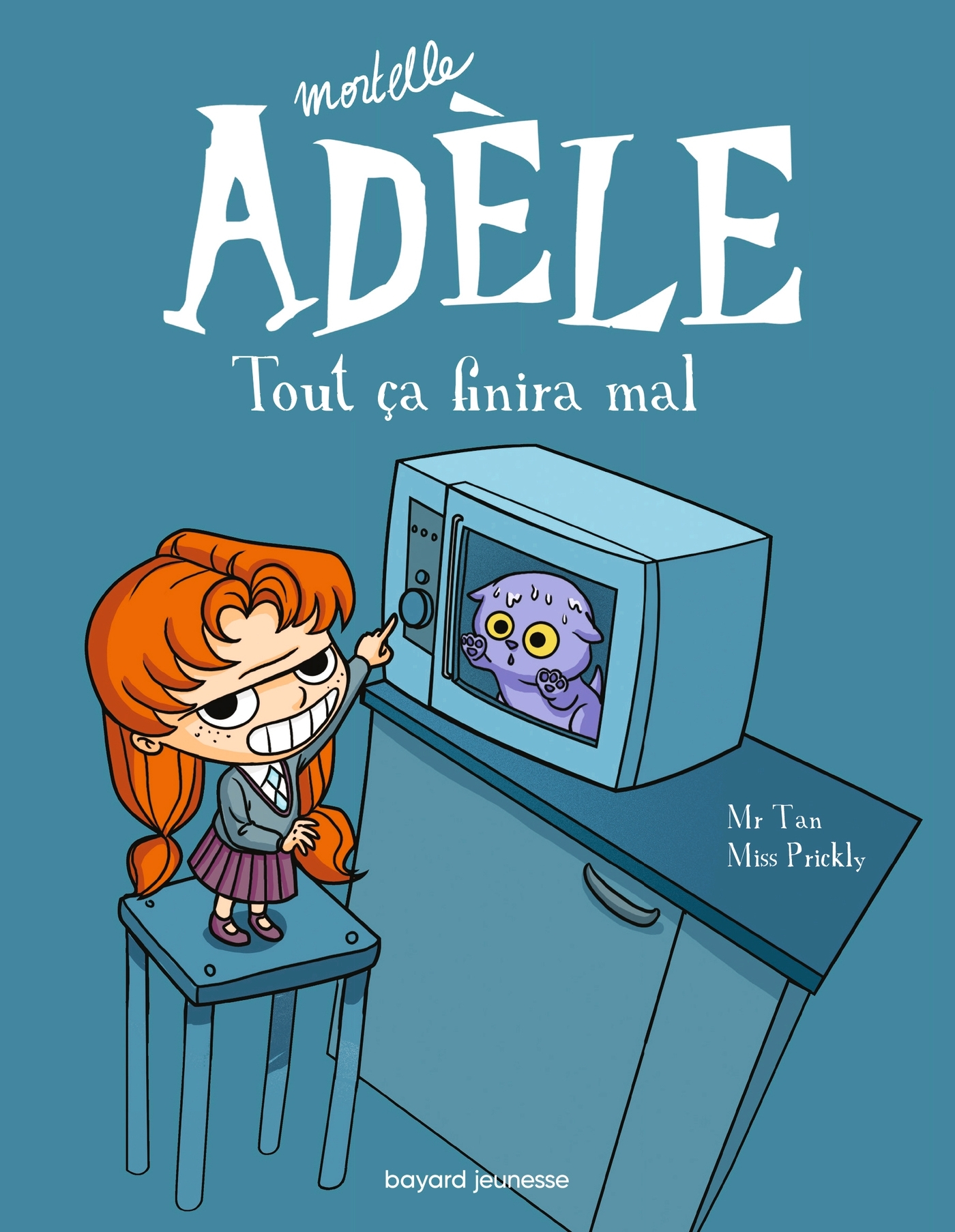 MORTELLE ADELE, TOME 01