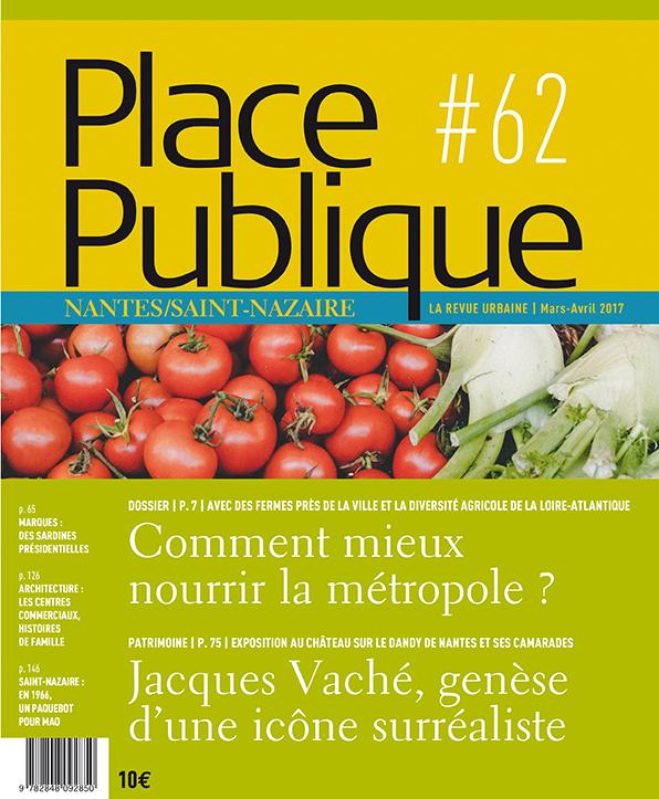 PLACE PUBLIQUE N 62