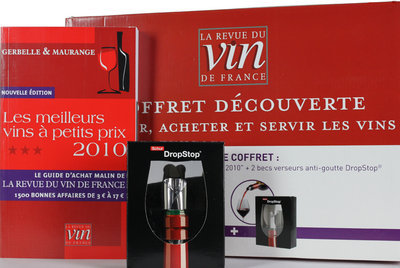 COFFRET DECOUVERTE RVF + GUIDE
