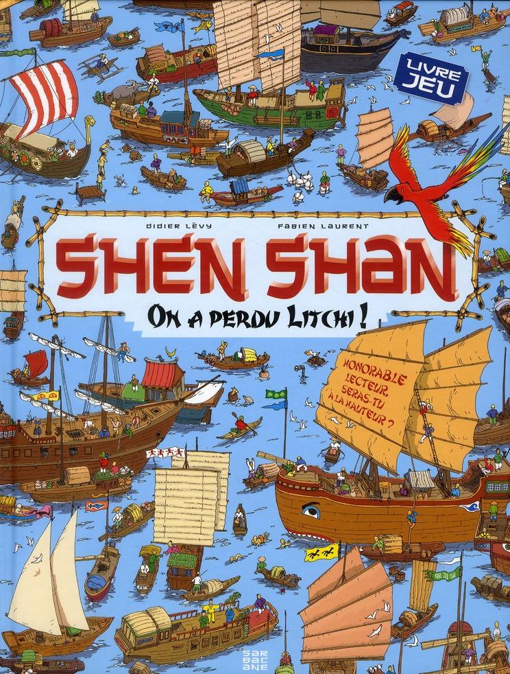 SHEN SHAN T2 - ON A PERDU LITCHI