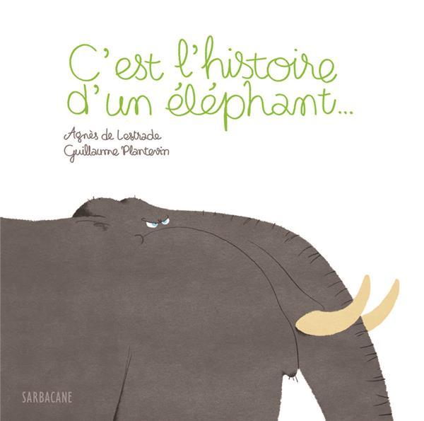 C'EST L'HISTOIRE D'UN ELEPHANT
