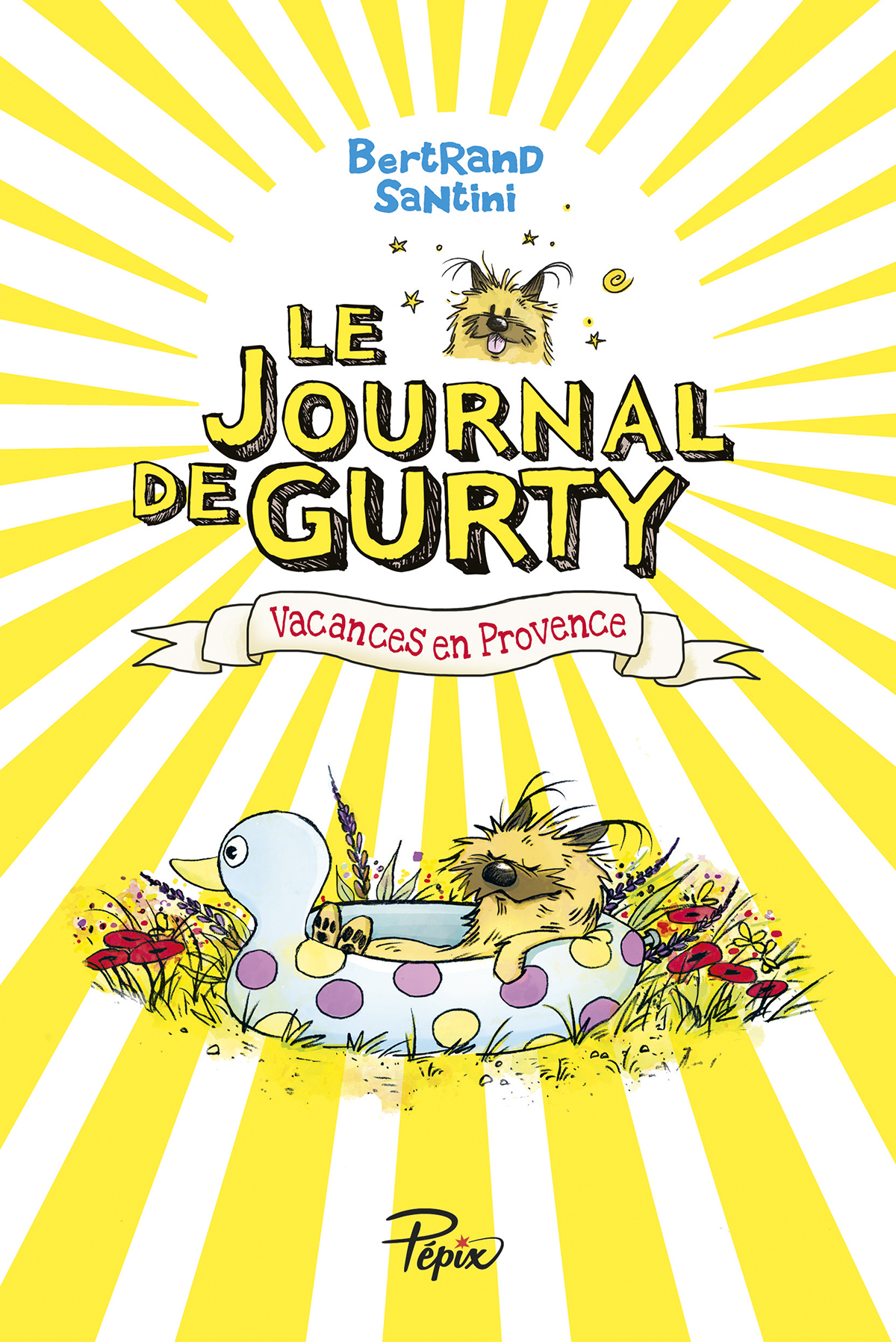 LE JOURNAL DE GURTY - VACANCES EN PROVENCE