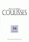 COULISSES, N 34/OCTOBRE 2006