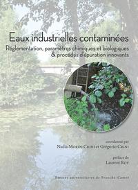 EAUX INDUSTRIELLES CONTAMINEES. REGLEMENTATION, PARAMETRES CHIMIQUES