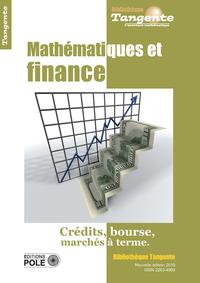 MATHS ET FINANCE - NOUVELLE ED