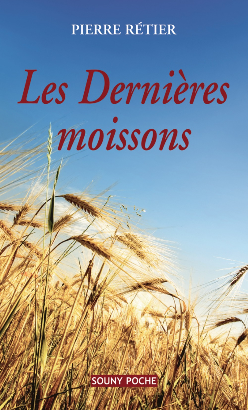 DERNIERES MOISSONS (LES) 26
